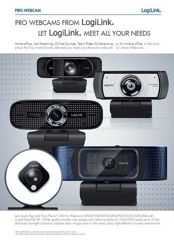 web камери LogiLink